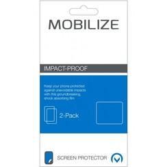 Mobilize Impact-Proof 2-pack Screen Protector Huawei GR3