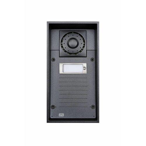 2N 2n Helios IP Force 1 button & camera (9151101CW)