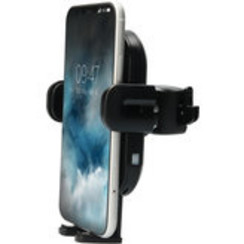 Mobiparts Wireless Car Holder Black