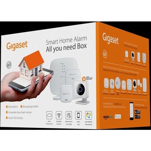 Gigaset Gigaset Smart Home All you need alarm  box