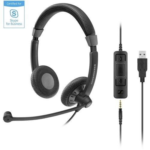 Epos Sennheiser  Sennheiser EPOS IMPACT SC 75 USB MS  Headset voor thuiswerkers