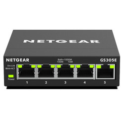 Netgear vGS305E Managed Switch