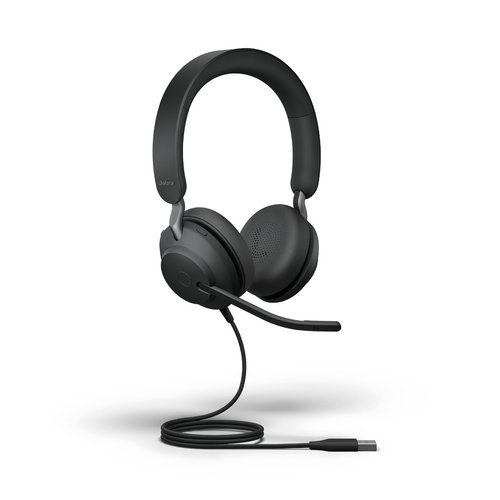 Jabra Jabra  Evolve2 40, USB-A, UC Stereo Headset (24089-989-999)