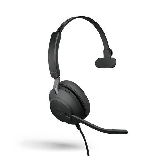 Jabra Jabra  Evolve2 40, USB-A, UC Mono Headset (24089-889-999)