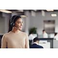 Jabra Jabra Evolve2 65 MS Stereo Bluetooth headset met USB-A Dongel en bureastandaard (26599-999-989)