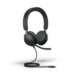 Jabra Evolve2 40, USB-C, MS Stereo