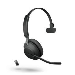 Jabra Evolve2 65, Link380a MS Mono Black