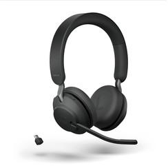 Jabra Evolve2 65, Link380c MS Stereo Black
