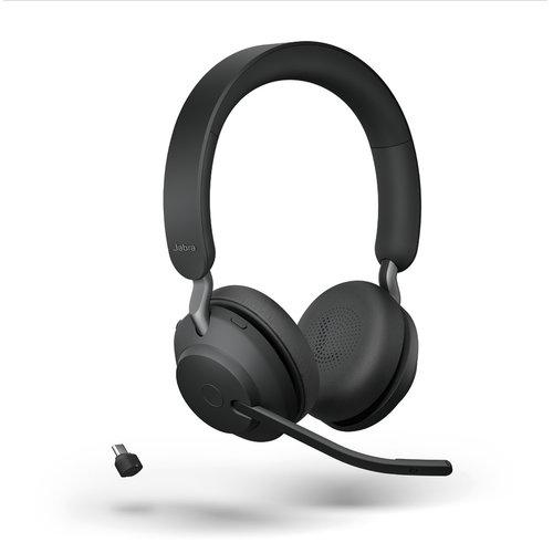 Jabra Jabra Evolve2 65, Link380c MS Stereo Black (26599-999-899)