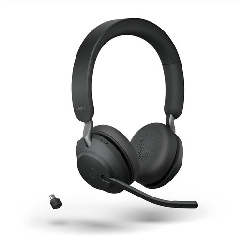 Jabra Jabra Evolve2 65, Link380c MS Stereo Black