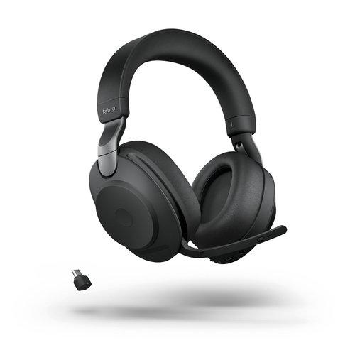 Jabra Jabra Evolve2 85, Link380c UC Stereo Black