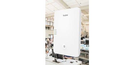 Yealink Multicell IP DECT oplossing, de W80B