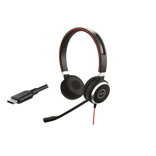 Jabra Jabra Evolve 40 MS Stereo USB-C (6399-823-189)