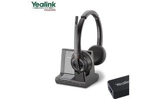 Headset voor Yealink telefoons