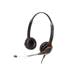 Agent 650 Plus Stereo Voice Tube headset