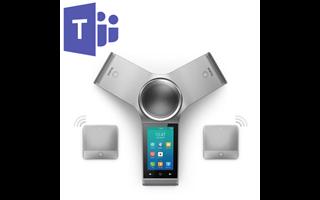 Vergadertelefoons voor Microsoft Teams