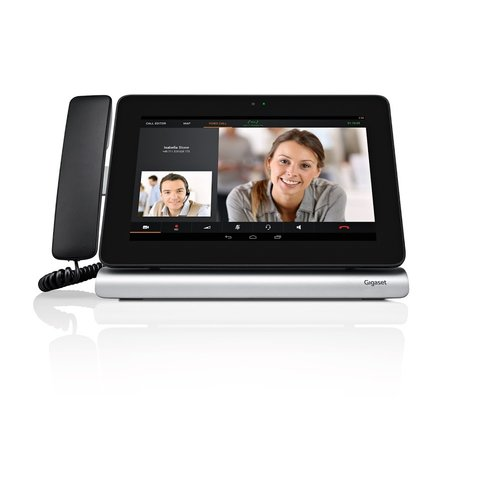 Gigaset Gigaset Maxwell 10 Android Videotelefoon ( S30853-H4001-R111)