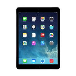 Refurbished Apple iPad Air 16GB Wifi + 4G-Space Grey-Licht gebruikt