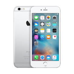 Refurbished Apple iPhone 6S Plus 64GB-Silver-Licht gebruikt