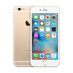 Refurbished Apple iPhone 6S Plus 64GB-Gold-Licht gebruikt