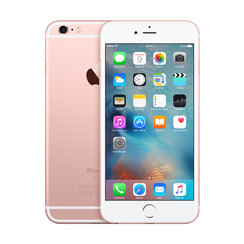 Refurbished Apple iPhone 6S Plus 64GB-RoseGold-Licht gebruikt