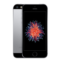 Refurbished Apple iPhone SE 64GB-Space Grey-Licht gebruikt