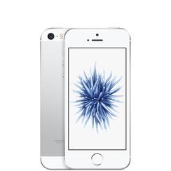 Refurbished Apple iPhone SE 64GB-Silver-Licht gebruikt