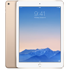 Refurbished Apple iPad Air 2 128GB Wifi Only-Gold-Als nieuw