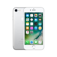 Refurbished Apple iPhone 7 128GB-Silver-Licht gebruikt