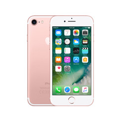 Refurbished Apple iPhone 7 128GB-RoseGold-Licht gebruikt