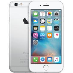 Refurbished Apple iPhone 6S 32GB-Silver-Licht gebruikt