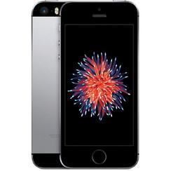 Refurbished Apple iPhone SE 32GB-Space Grey-Licht gebruikt
