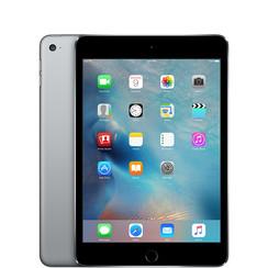 Refurbished Apple iPad Mini 4 16GB Wifi + 4G-Space Grey-Licht gebruikt
