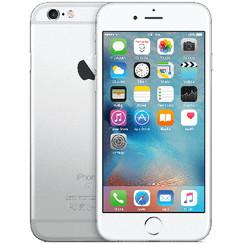 Refurbished Apple iPhone 6S 64GB-Silver-Zichtbaar gebruikt