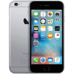 Refurbished Apple iPhone 6S Plus 64GB-Space Grey-Zichtbaar gebruikt