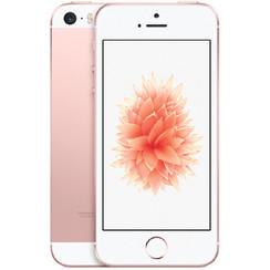 Refurbished Apple iPhone SE 32GB-RoseGold-Zichtbaar gebruikt