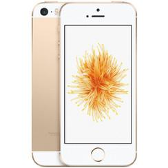 Refurbished Apple iPhone SE 64GB-Gold-Zichtbaar gebruikt