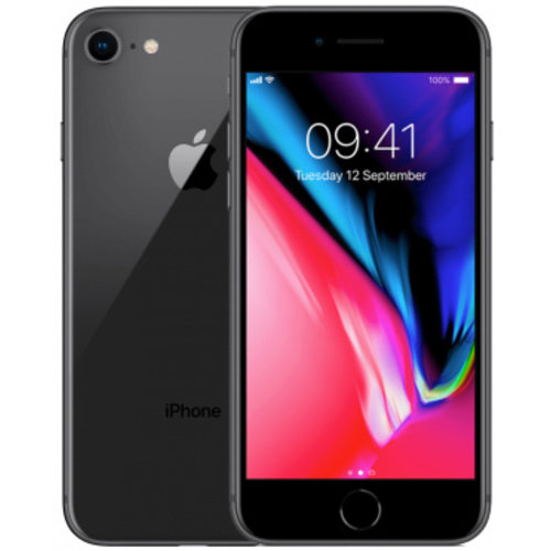 Refurbished Apple Refurbished Apple iPhone 8 64GB Space Grijs (als nieuw)