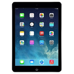 Refurbished Apple iPad Air 32GB Wifi Only-Space Grey-Licht gebruikt