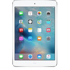 Refurbished Apple iPad Mini 2 16GB Wifi + 4G-Silver-Licht gebruikt