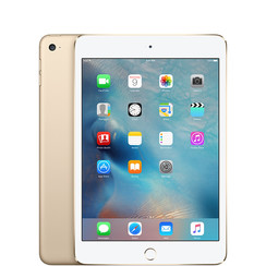 Refurbished Apple iPad Mini 4 16GB Wifi + 4G-Gold-Licht gebruikt