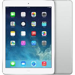 Refurbished Apple iPad Air 32GB Wifi + 4G-Silver-Licht gebruikt