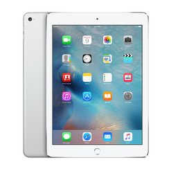 Refurbished Apple iPad Air 2 32GB Wifi +4G-Silver-Als nieuw