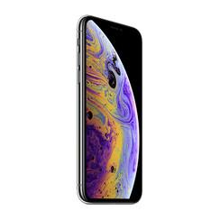 Refurbished Apple iPhone XS 64GB-Silver-Licht gebruikt