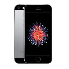 Refurbished Apple iPhone SE 128GB-Space Grey-Zichtbaar gebruikt