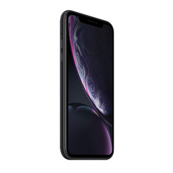 Refurbished Apple iPhone XR 64GB-Black-Zichtbaar gebruikt