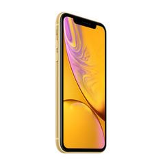 Refurbished Apple iPhone XR 64GB-Yellow-Zichtbaar gebruikt