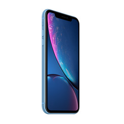 Refurbished Apple iPhone XR 64GB-Blue-Als nieuw