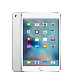 Refurbished Apple iPad Mini 4 32GB Wifi only-Silver-Licht gebruikt