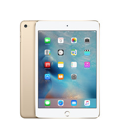 Refurbished Apple iPad Mini 4 16GB Wifi Only-Gold-Als nieuw